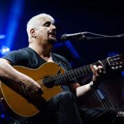 Pino Daniele sceglie i microfoni DPA