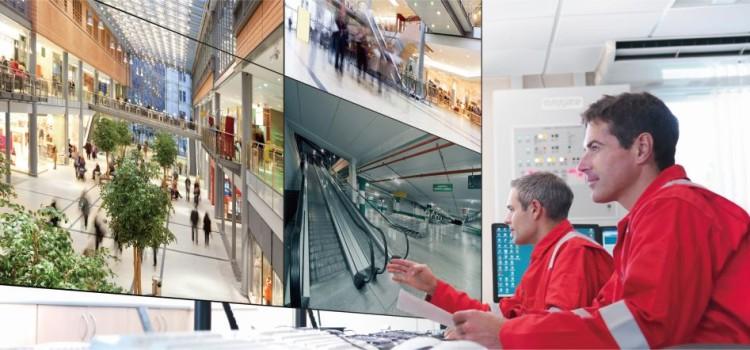 Panasonic lancia una nuova serie video wall a LED FHD con la cornice più sottile del settore