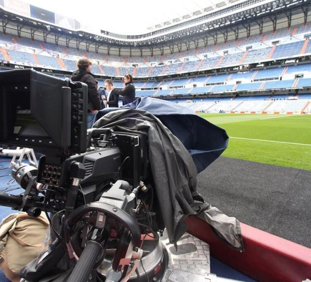 La partita Madrid-Barcelona in 4k