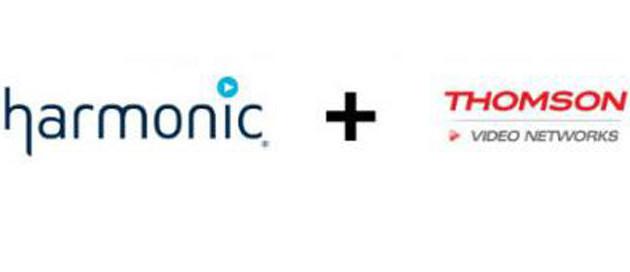 Harmonic acquista Thomson Video Networks per 75 milioni di dollari in contanti