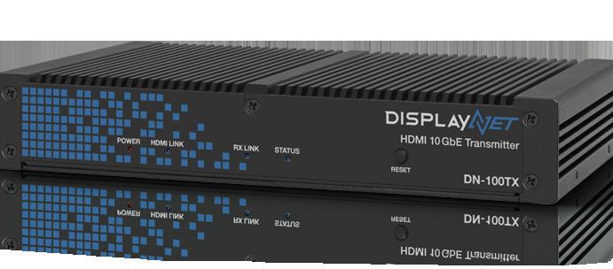Videosignal presenta 10 GbE Ethernet, nuova piattaforma per la distribuzione AV