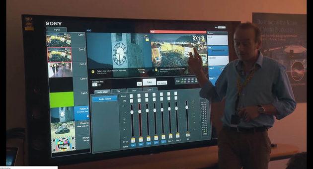 Sony e Swisscom collaborano allo sviluppo di workflow di produzione più efficienti, veloci e smart