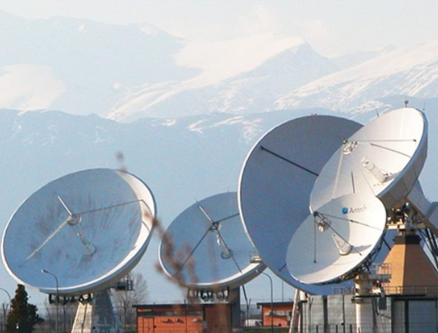 Telespazio ed Eutelsat consolidano la partnership per l' HD e Ultra HD con HOTBIRD