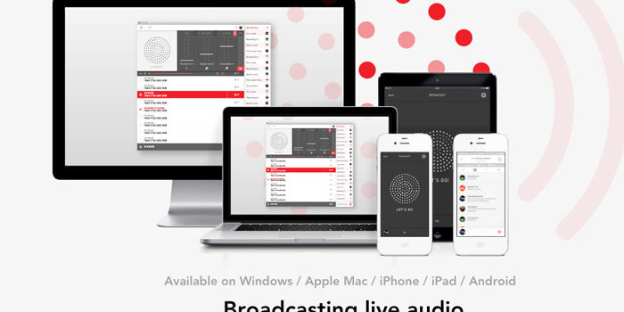 La radio in rete con pochi click