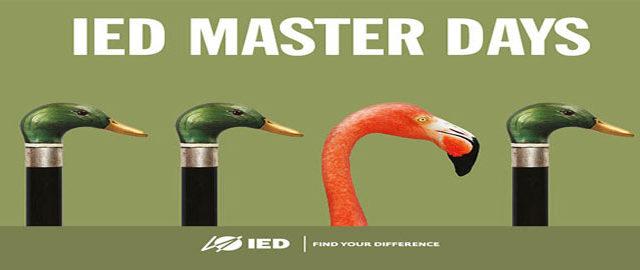 Master Day dello IED Milano il 14 febbraio