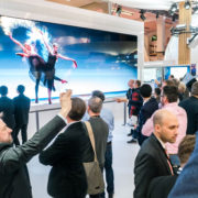 All' ISE 2017 di Amsterdam Sony presenta le ultime soluzioni professionali AV e IT