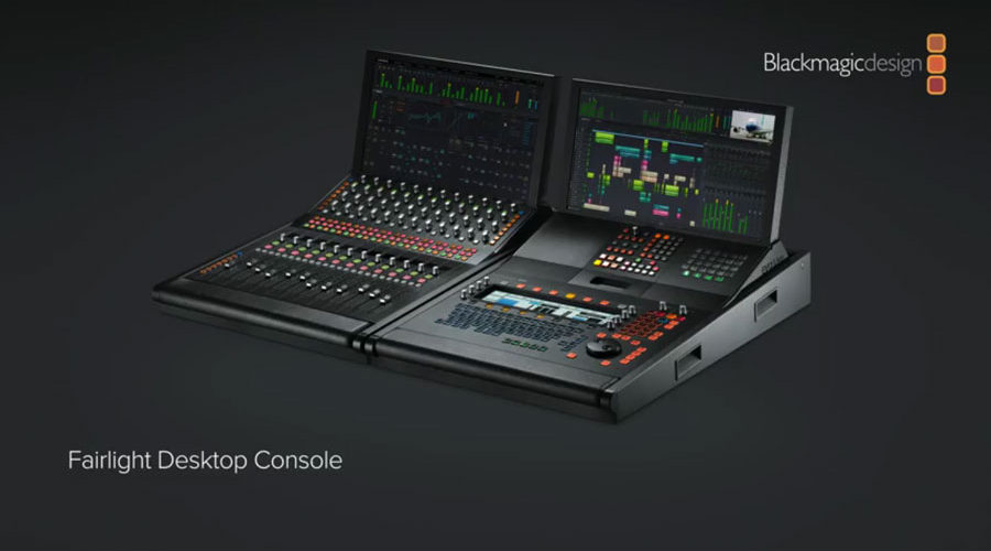 Blackmagic dà voce a Resolve 14