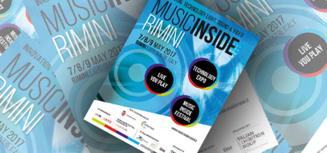 Le Macro Aree e le nuove sezioni di Music Inside Rimini