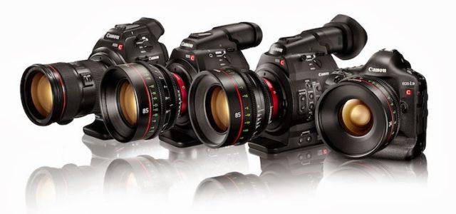 Nuova videocamera Canon Cinema EOS C200 in tour per l'Italia