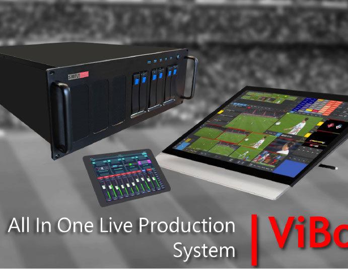 Rivoluzionario sistema di replay VIBOX con Videosignal il 18 luglio