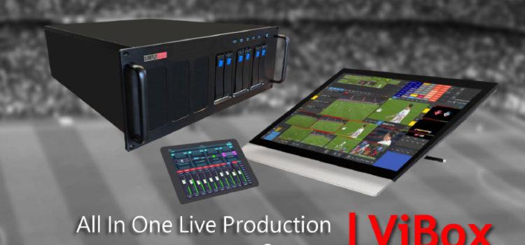 Rivoluzionario sistema di replay VIBOX con Videosignal dal 17 al 20 luglio