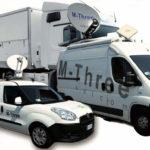M-Three Satcom di Giglio Group: servizi di Outside Broadcast per ogni evento