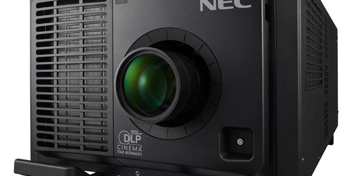 NEC Display Solutions lancia il proiettore NC3541L per le grandi sale cinematografiche