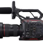 Prezzo e specifiche tecniche della telecamera da cinema compatta AU-EVA1 Panasonic