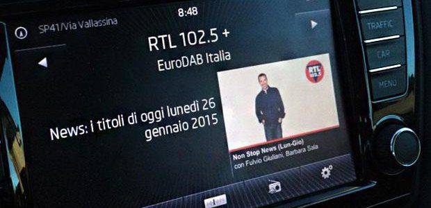 I privati continuano l'estensione delle reti DAB+ in Italia