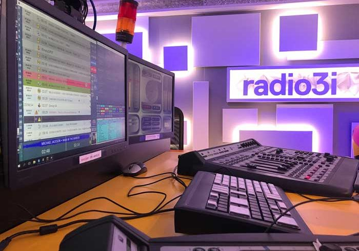 Radio3i si rinnova con un nuovo play out Zenon Media