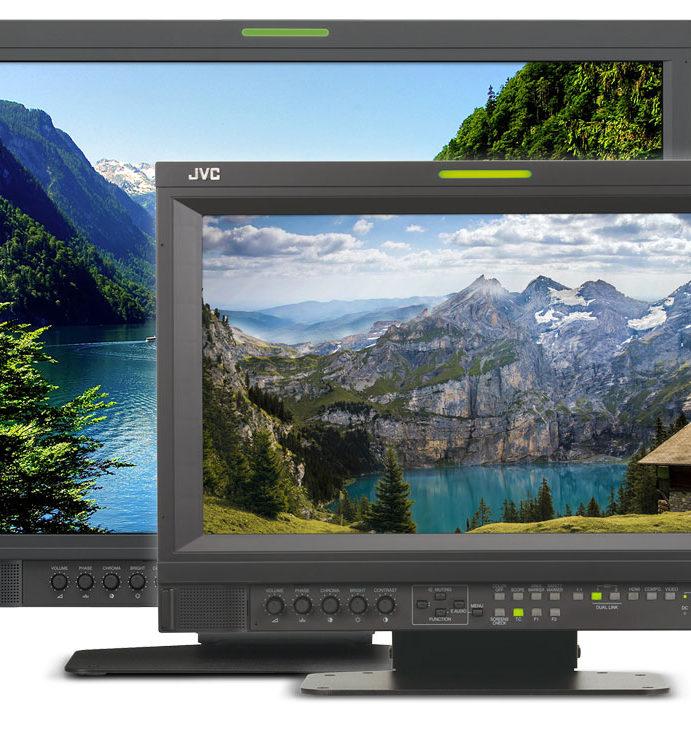 In arrivo i monitor 4K di JVC