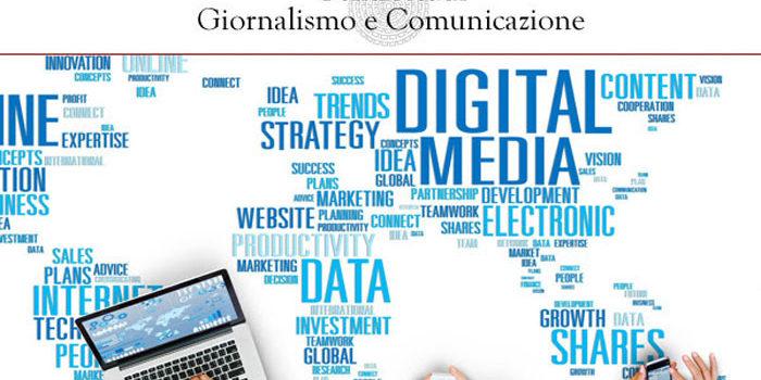 Aperte le iscrizioni al Master in Comunicazione Digitale 2017-2018