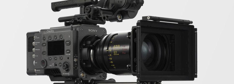 Sony presenta VENICE, sistema di telecamere cinematografiche Full Frame da 36×24 mm