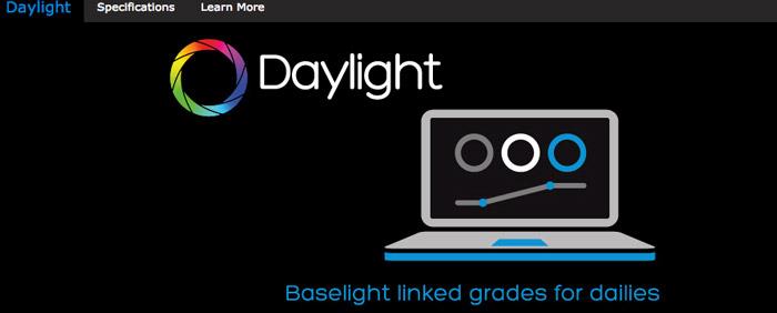 Daylight di FilmLight ai Pinewood Digital