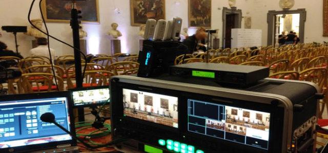 Il primo evento in Italia trasmesso in live streaming nel formato H.265