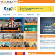 Reteconomy, la web tv dell'economia in diretta streaming