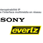 Sony collabora con Evertz all'interoperabilità IP