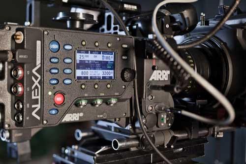 Corso di Ripresa Cinematografica Digital Cinema