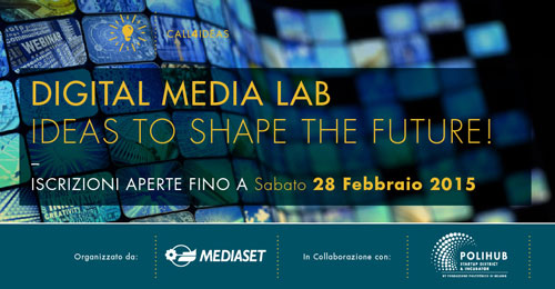 Digital Media Lab, idee per il futuro