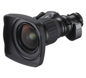 Canon presenta HJ14ex4.3B, il grandangolare HD più spinto