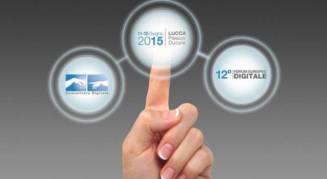 Il programma del Forum di Lucca 2015