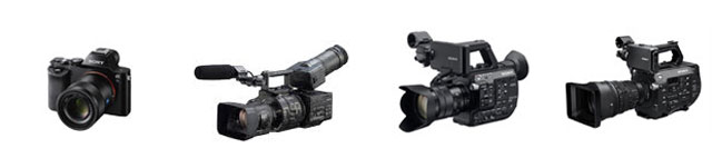 Ecco la nuova PXW-FS5 il 22 settembre da Panatronics