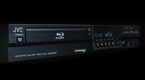 JVC rinnova il registratore Blu-ray