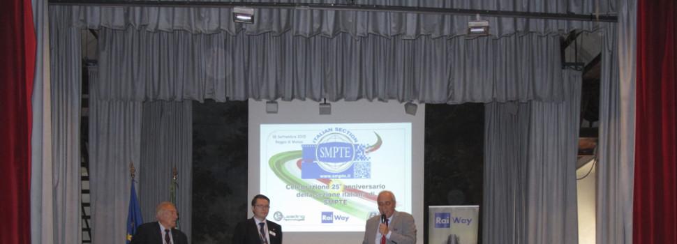 L'argento di SMPTE Italia