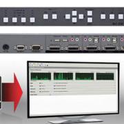 Nuovo switcher Gefen DVI KVM con funzionalità Multiview