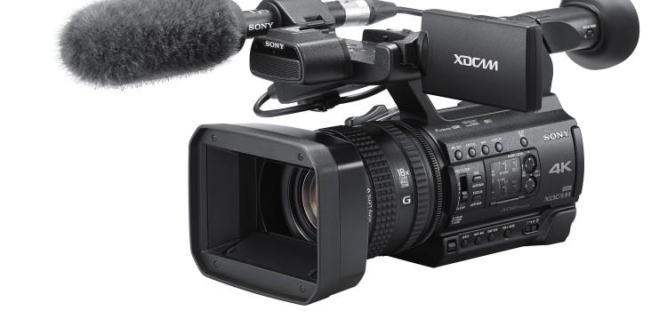 L'ultimo nato della famiglia Sony XDCAM