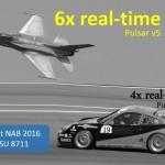 Pulsar file-based QC: 6 volte più veloce del tempo reale