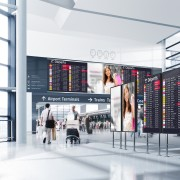 NEC Display Solutions mostra il futuro dei display a  Passenger Terminal EXPO 2016