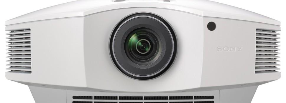 Sony presenta il nuovo proiettore VPL-HW4ES, home cinema autentico in Full HD 3D