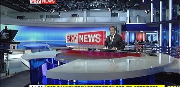 Sky News UK si prepara al futuro con il workflow di produzione wireless XDCAM
