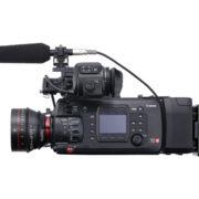 Canon annuncia le Cinema EOS C700