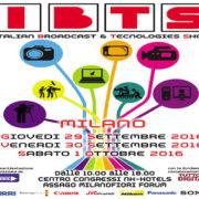Tutto pronto per l'IBTS di Milano