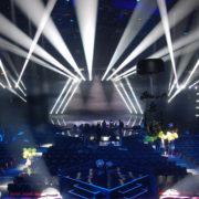 Claypaky contribuisce all'illuminazione di X-Factor 2016