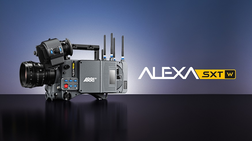Arri ALEXA SXT diventa wireless