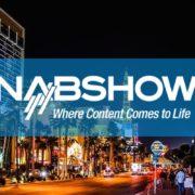 A Las Vegas dal 22 al 27 aprile il NAB Show