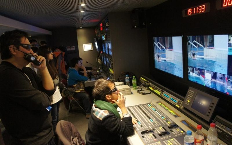 Sony: un sistema IP Live per il primo OB van 4K IP della China Central Television