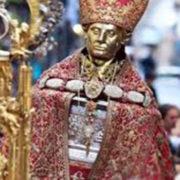 La Celebrazione della Liquefazione del Sangue di San Gennaro in diretta streaming Tv