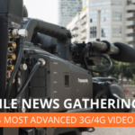 Digital mobile news gathering con Aviwest