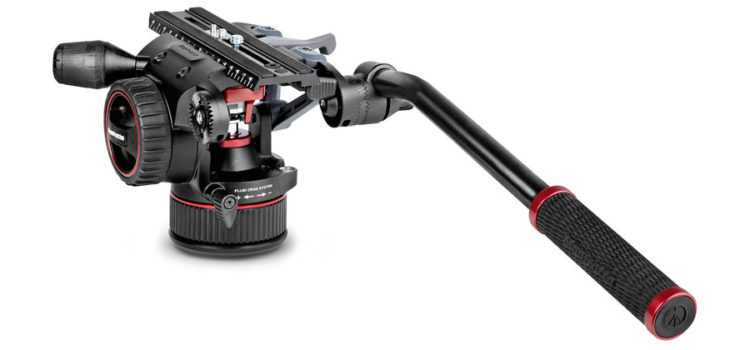 Testa video fluida Nitrotech N12 da Manfrotto