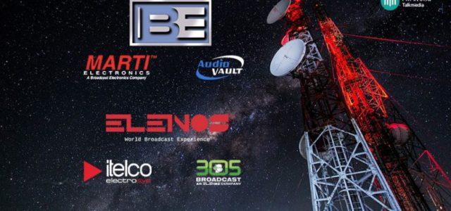 Elenos acquisisce Broadcast Electronics, AudioVAULT e Marti
